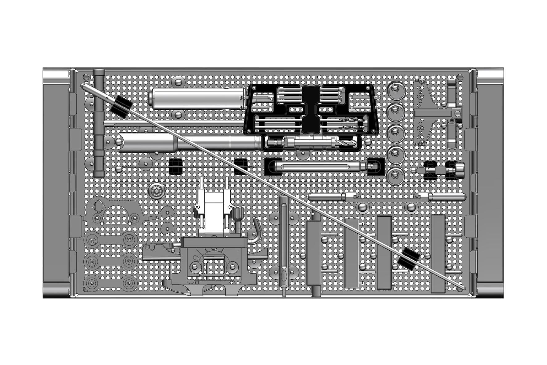 Instrumentarium EFK femur