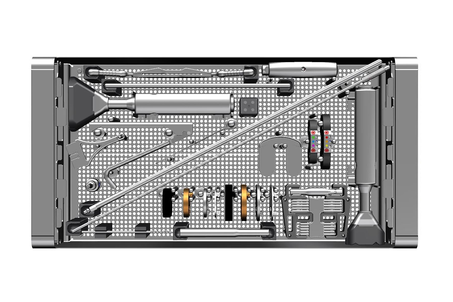Instrumentarium ZEN Fixed Bearing